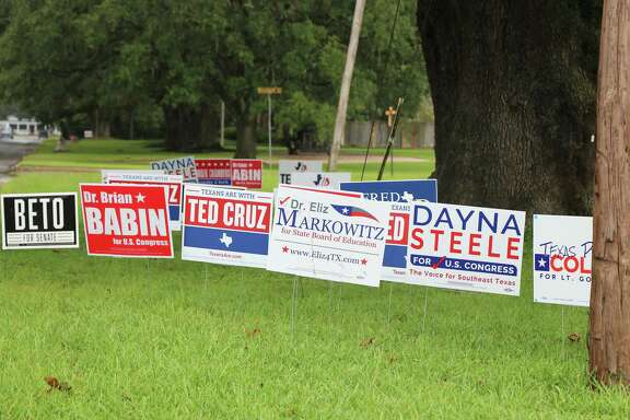 A record number of voters filled voting booths across Liberty County for the mid-term election shattering voting records in the process. The county remains solidly Republican following the vote on Tuesday, Nov. 6.