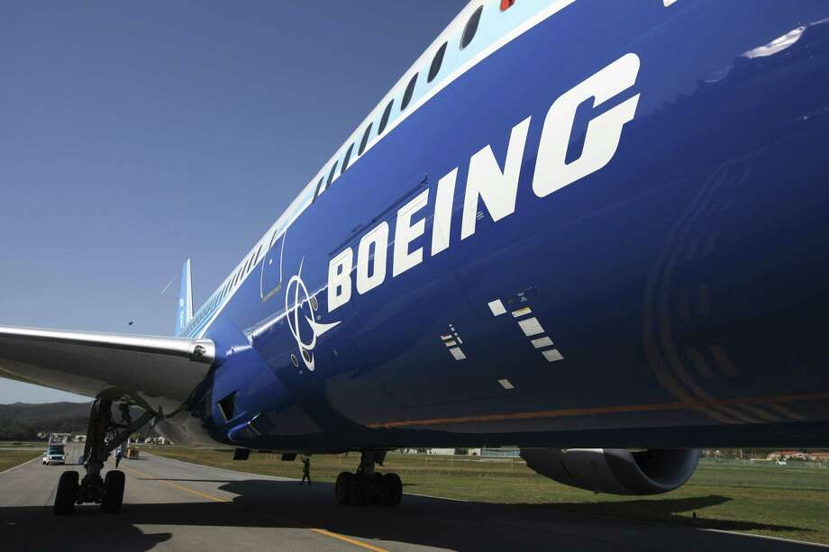 Boeing. Photo: Bloomberg Photo By SeongJoon Cho. / Bloomberg