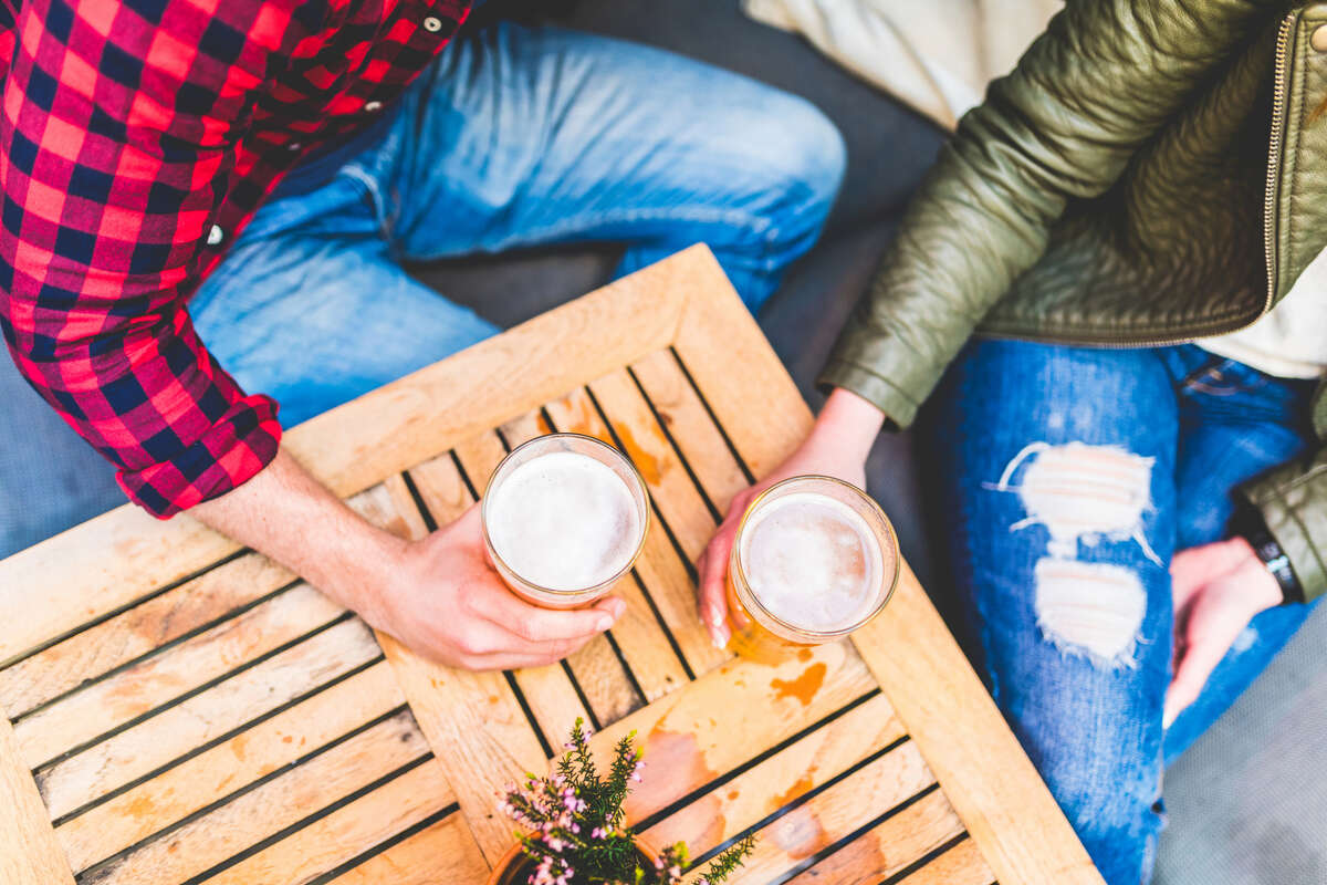 Outdoor breweries The same applies to our favorite beer gardens. Some stay open through the fall, and we just can't get enough.
