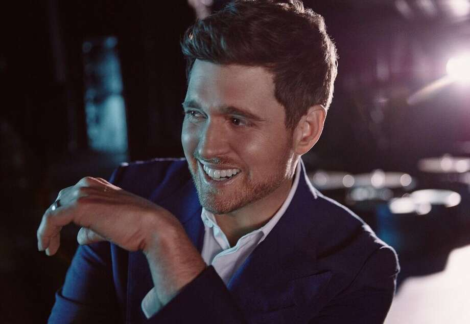 Michael Buble is coming to San Antonio on March 27, 2019. Photo: Courtesy, AT&T Center