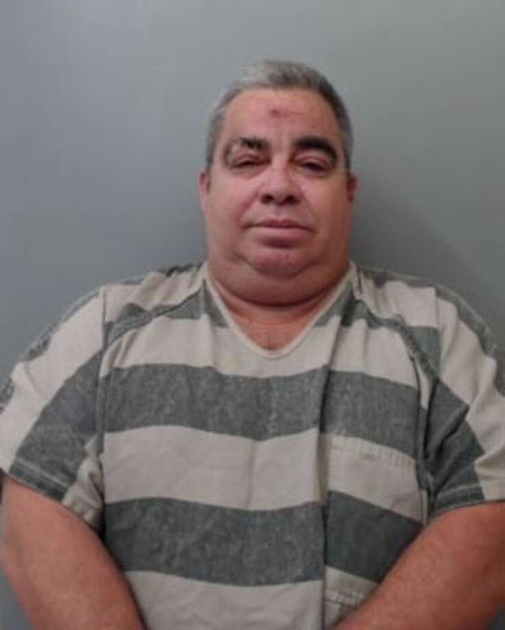 Daniel Torres Sr., 57, was charged with aggravated assault with a deadly weapon. Photo: Webb County Sheriff's Office