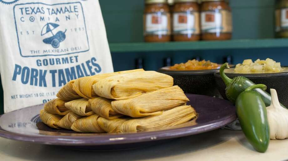 PHOTOS: Best tamales in HoustonThe holidays are quickly approaching, which means tamales time is almost here. >>>Click through the photos for where to find the best tamales in Houston... Photo: Photo Courtesy Texas Tamale Company/Yelp