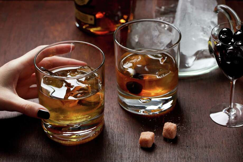 Old Fashioned cocktails. Photo: Photo By Deb Lindsey For The Washington Post / The Washington POst