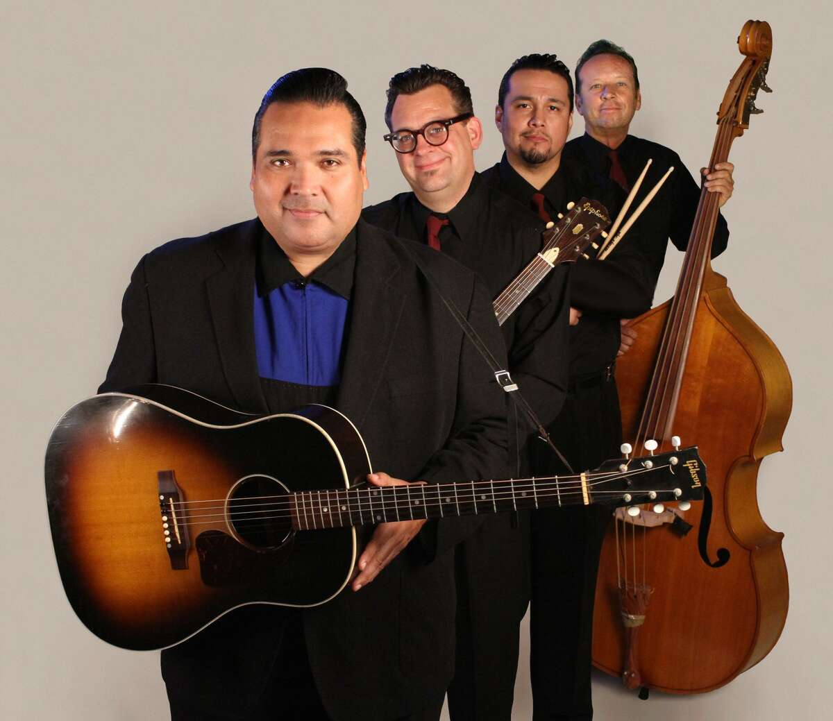 Big Sandy & His Fly-Rite Boys return to Cafe Nine in New Haven for a Go Kat Go! Presents show this Friday, Nov. 9, 2018 at 9:30 p.m. Little Lesley & the Bloodshots open. Tickets are $12 in advance or $15 at the door, available in advance at www.cafenine.com.