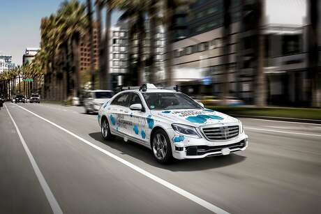 Daimler and Bosch plan to collaborate on a 2019 pilot ride-hailing service in San Jose using autonomous Mercedes-Benz S-class vehicles.