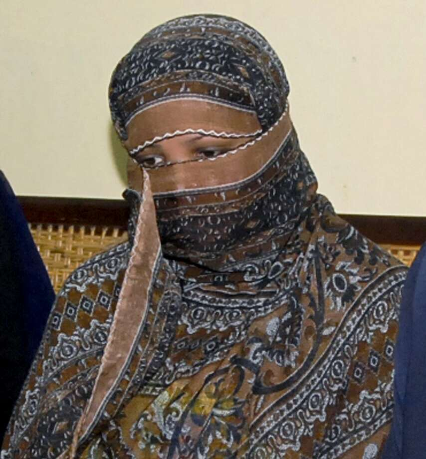 Asia Bibi, 54, spent eight years on death row. Photo: Associated Press 2010