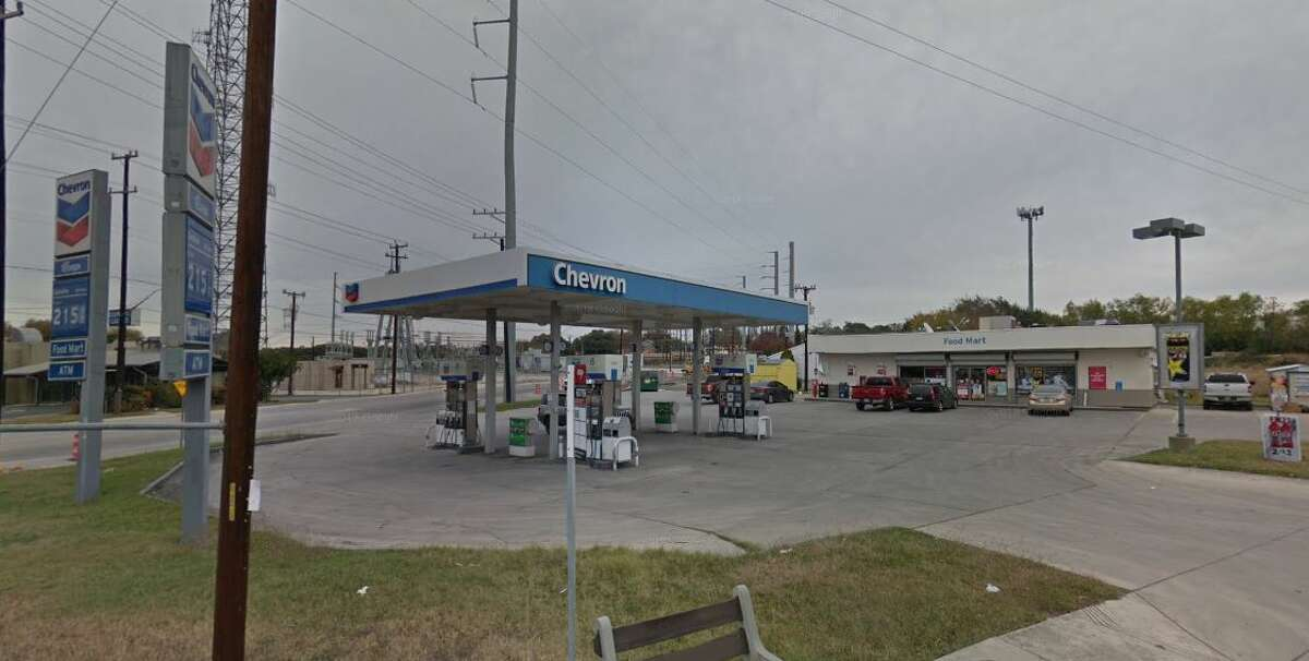 Chevron Location: 5214 Callaghan Road Dates: June 19 Number of skimmers found: 1