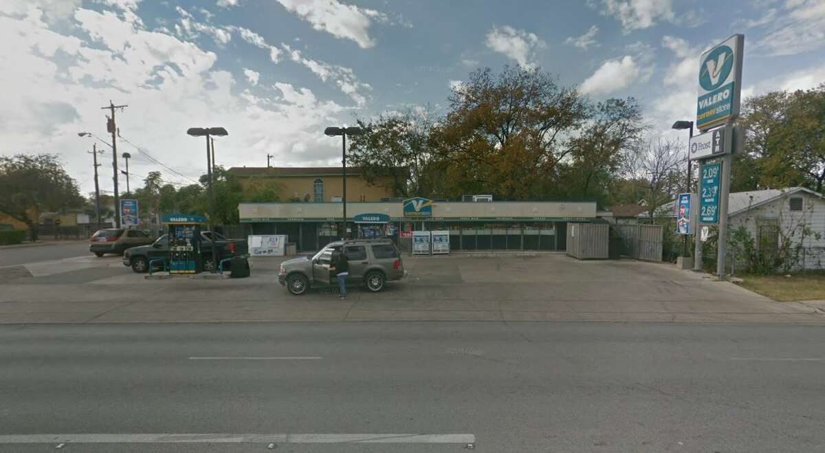 Valero Location: 1231 Probandt St.  Dates: May 8 Number of skimmers found: 1