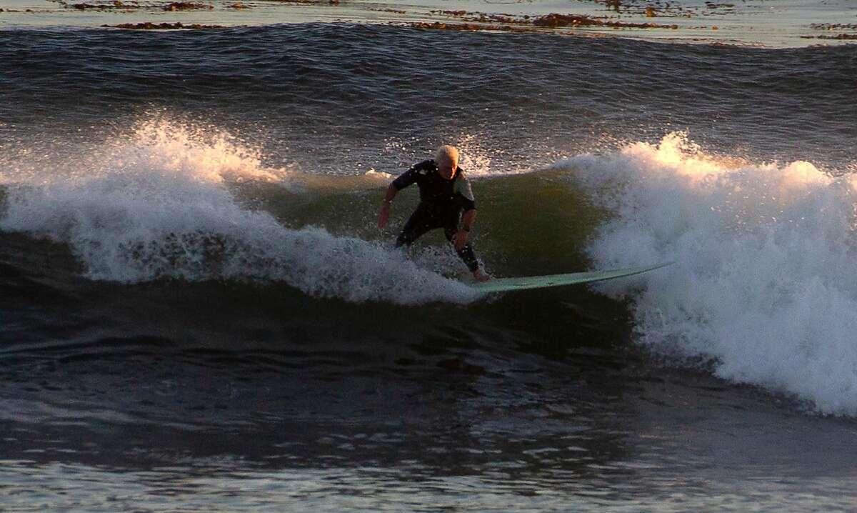 Legendary surfer Richard