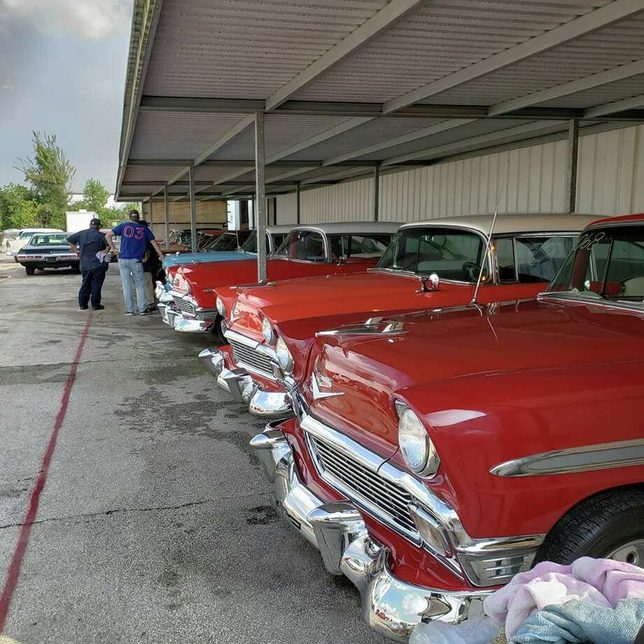 Wilson Cadillac: Houston-area Man Auctioning Father's Massive Classic Car Collection In Humble
