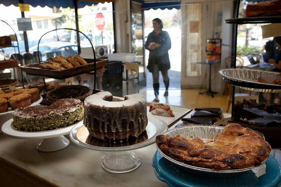 Assortment of pies at Sweet Adeline Bakeshop in Berkeley. Photo: Liz Hafalia / The Chronicle 2014