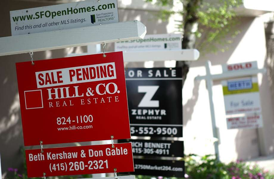 Real estate experts will be watching the Bay Area housing market closing in 2020, the start of a new decade. Photo: Justin Sullivan/Getty Images