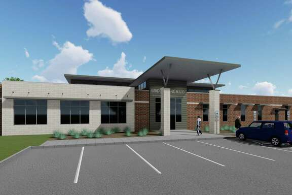 The Bridgestone Municipal Utility District will construct a new operations and water education center that is expected to be completed by the end of 2019.