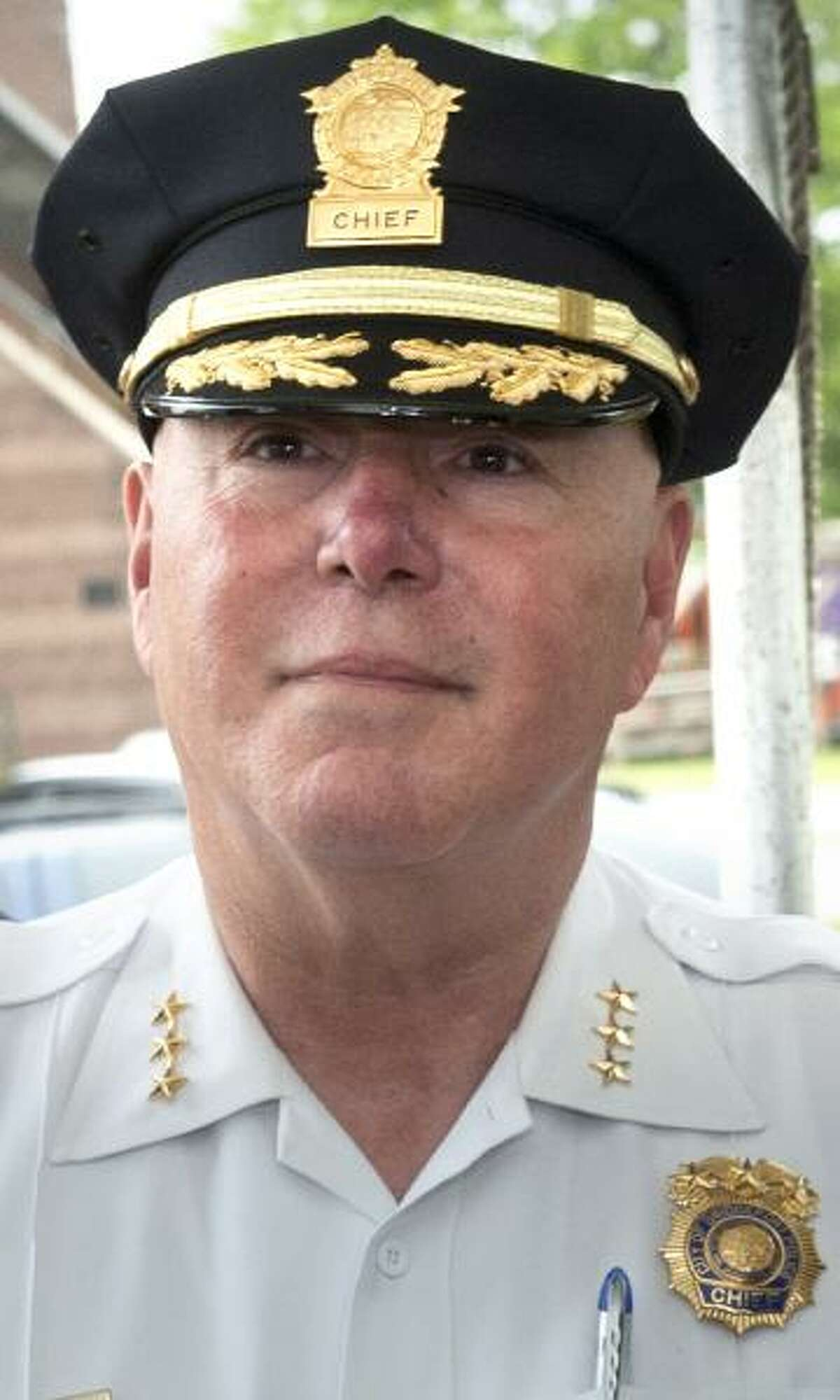 Acting Chief Armando Perez is one of three finalists for the permanent position of Bridgeport Police Chief.