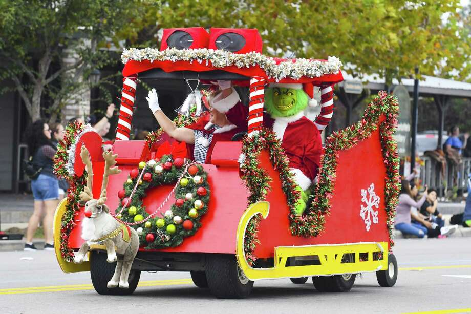 The 52nd Annual Tomball Holiday Parade was held Nov. 18 . Photo: Tony Gaines/ HCN, Photographer / Houston Chronicle