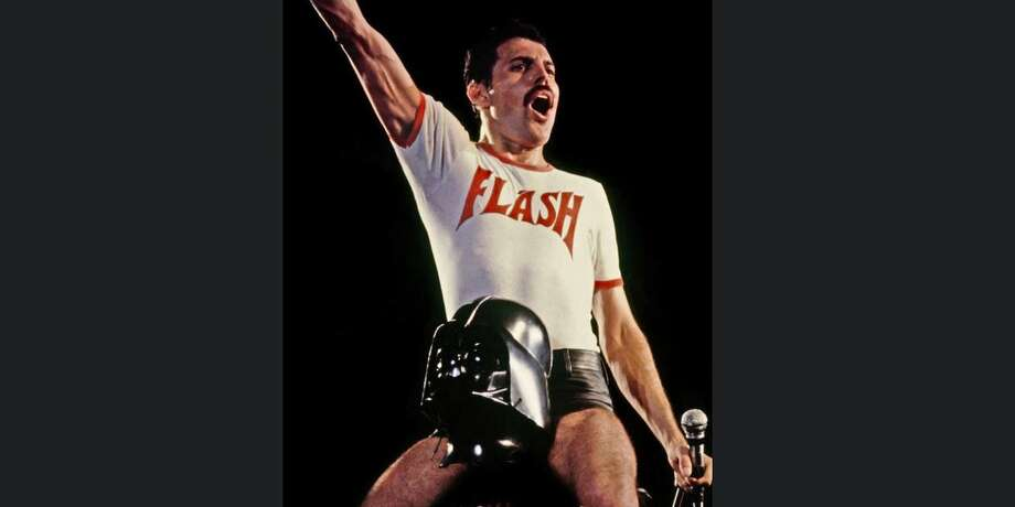 In August 1980 Freddie Mercury and Queen played The Summit in Houston. The encore featured Mercury riding on top of Darth Vader. The rest is meme history.PHOTOS: Houstonians share the first concert they ever went to...