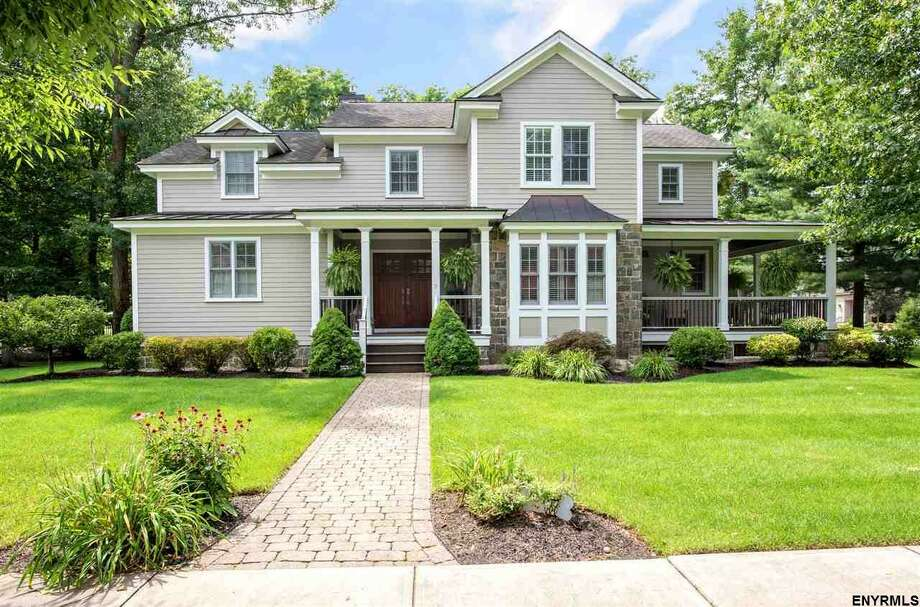 $1,290,000. 7 Aurora Ave., Saratoga Springs, NY 12866. View listing. Photo:  MLS