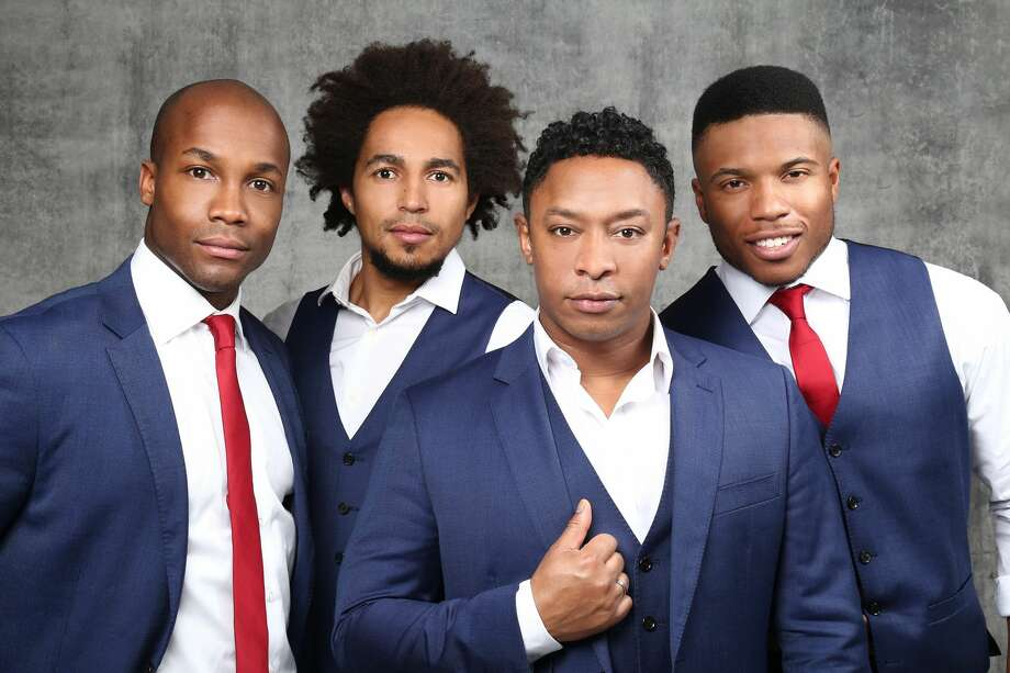 Vox Fortura brings classical vocals to the Wagner Noel stage on Sunday. Photo: Courtesy Photo