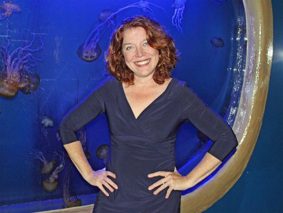 Maureen Hanley is the the Maritime Aquarium's new president/CEO. Photo: Contributed