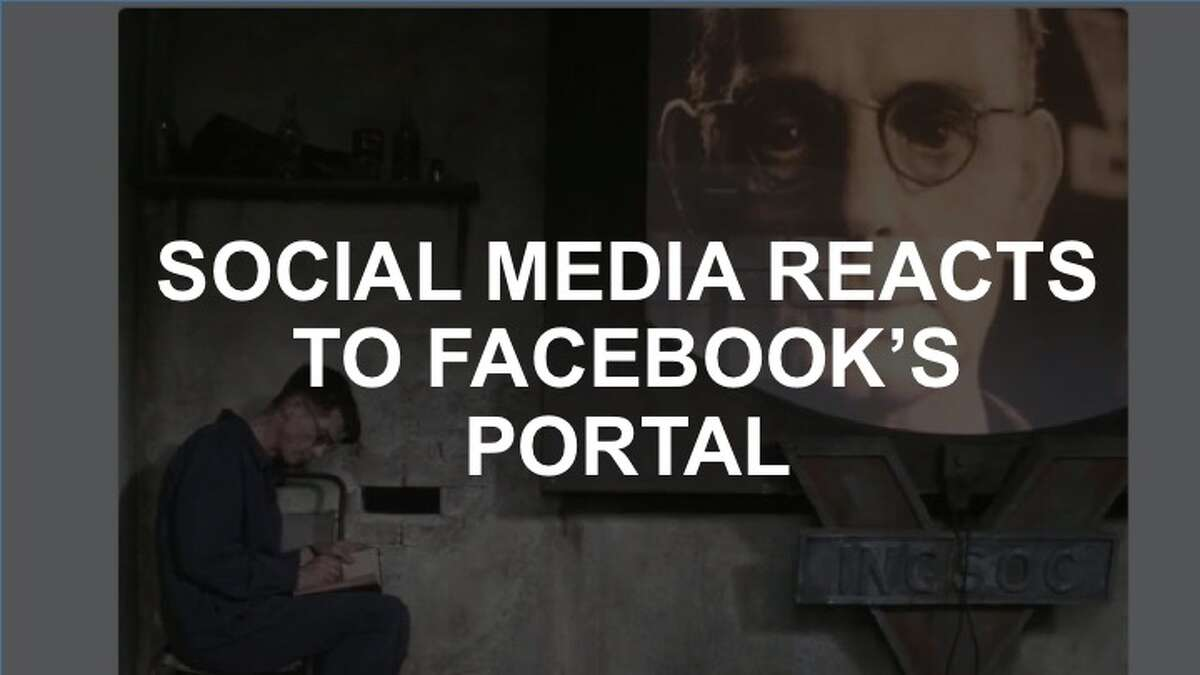 Facebook launched a screen and camera-equipped gadget to make video calls easier Monday, and the social media universe had a lot to say.
