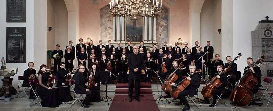 Estonian Philharmonic Chamber Choir North American Tour