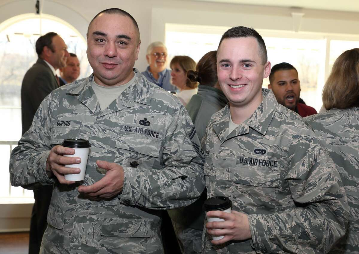 Were you Seen at the 10th Annual To Honor and Serve Veterans Breakfast hosted by the Unified Military Affairs Council, Capital Region Chamber held at the Glen Sanders Mansion in Scotia on Thursday, November 8, 2018?