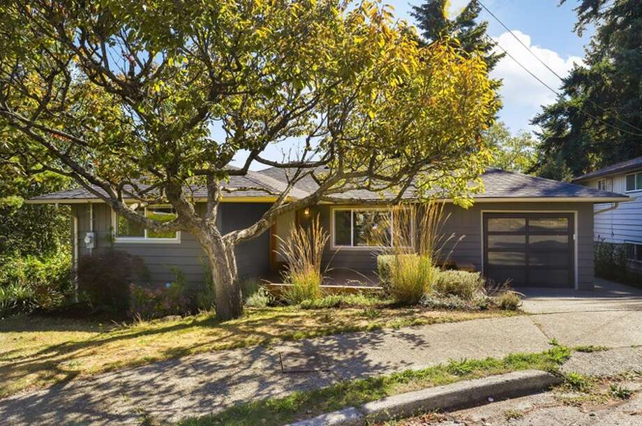2503 S.W. Portland Ct., Seattle, listed for $599,000. See the full listing below. Photo: Listed By Julie Granahan • Redfin Corp.