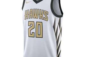 The Atlanta Hawks' NBA City Edition jersey for the 2018-19 season.