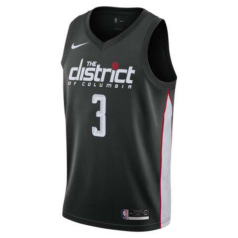 53ec0e01c9b0  p The Washington Wizard s NBA City Edition jersey for the 2018-19 season