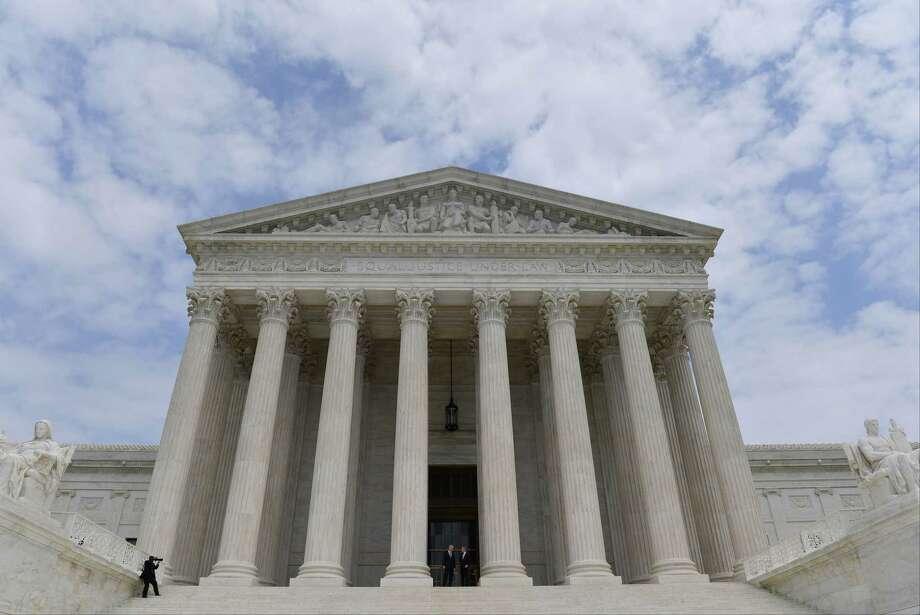 The U.S. Supreme Court in Washington. Photo: Washington Post Photo By Ricky Carioti / The Washington Post
