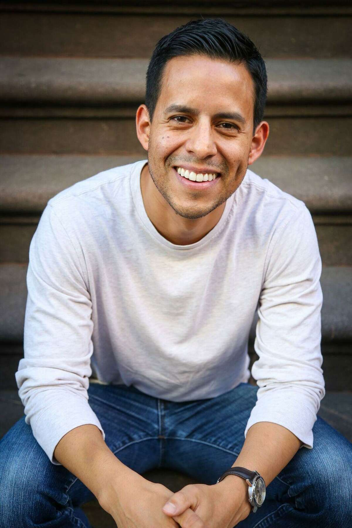 Jacob G.Padrón, named Long Wharf Theatre artistic director Thursday.