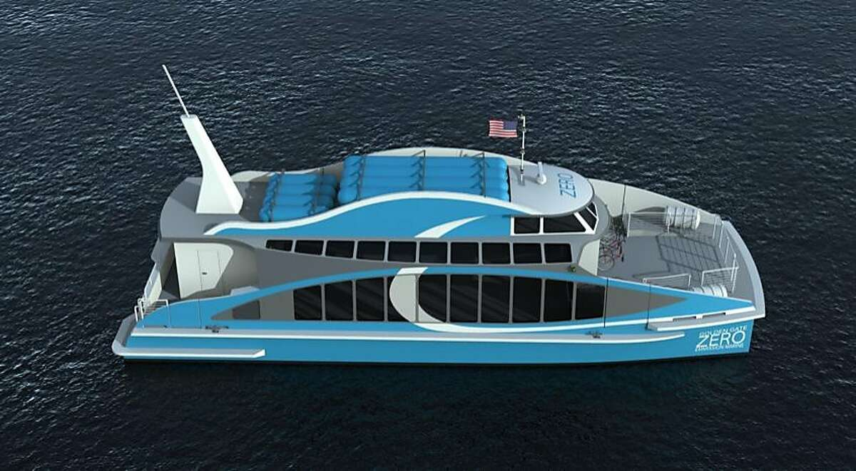 The Water-Go-Round, the nation's and possibly the world's first hydrogen fuel-cell ferry, will be built in an Alameda shipyard.