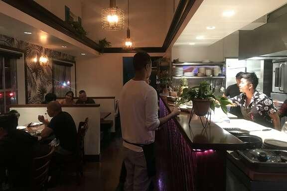 FON Kitchen in Oakland.