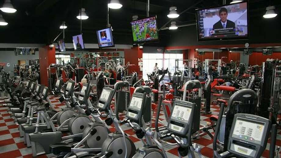 Workout Anytime, an Atlanta-based fitness club, plans to open as many as 20 locations in the Houston area over the next two years. Photo: Courtesy Of Workout Anytime