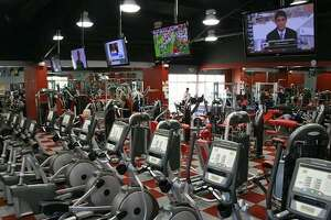Workout Anytime, an Atlanta-based fitness club, plans to open as many as 20 locations in the Houston area over the next two years.