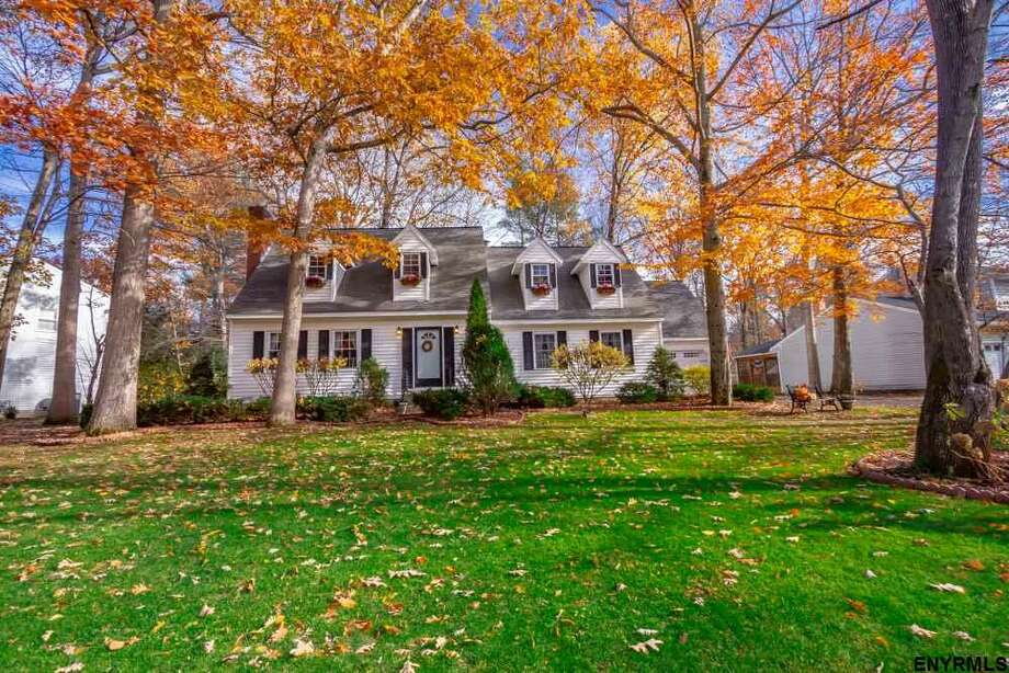 $299,997. 3036 Williamsburg Drive, Guilderland, N.Y. 12303. Open 1 to 3 p.m. Sunday, Nov. 11. View the listing. Photo: MLS