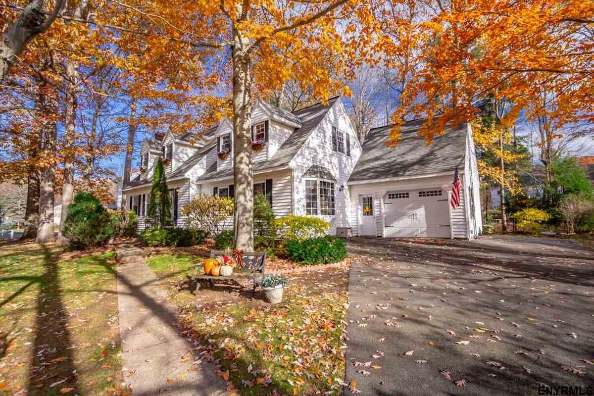 $299,997. 3036 Williamsburg Drive, Guilderland, N.Y. 12303. Open 1 to 3 p.m. Sunday, Nov. 11. View the listing.