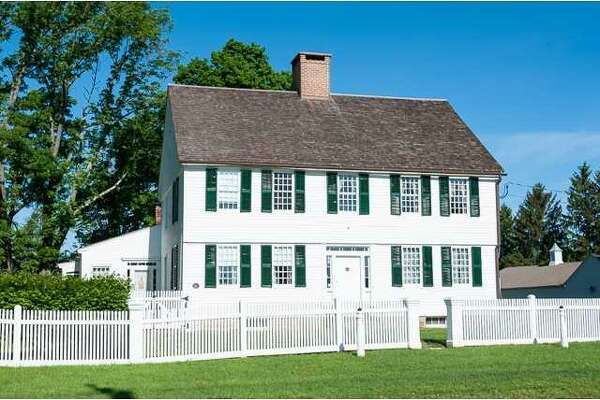 A historic property in Middletown is being used for a movie.