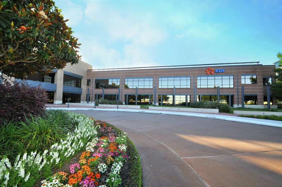 Mediterranean Shipping Co. has leased 33,713 square feet at Concourse at Westway, 4700 W. Sam Houston Parkway North. Renovated in 2016, the two-story, 130,000-square-foot office building has a Wi-Fi equipped lounge with TVs, kitchen space and collaborative meeting areas for tenants and their guests. Photo: JLL