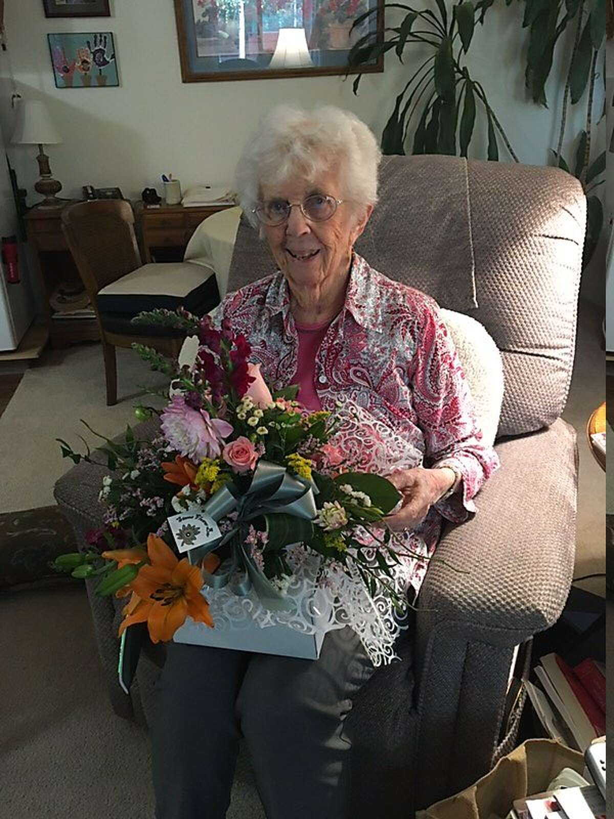 Marcia Hamilton, 96, was last seen slipping into a stranger's car to flee from her blazing retirement home that got swept up in the Camp Fire in Paradise, California. Hamilton was last seen leaving the Feather Canyon Retirement Community in Paradise around 9:30 a.m. on Thursday, November 8, 2018.