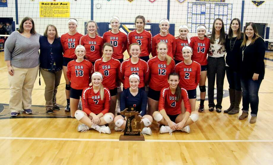 USA def. Reese Photo: Paul P. Adams/Huron Daily Tribune