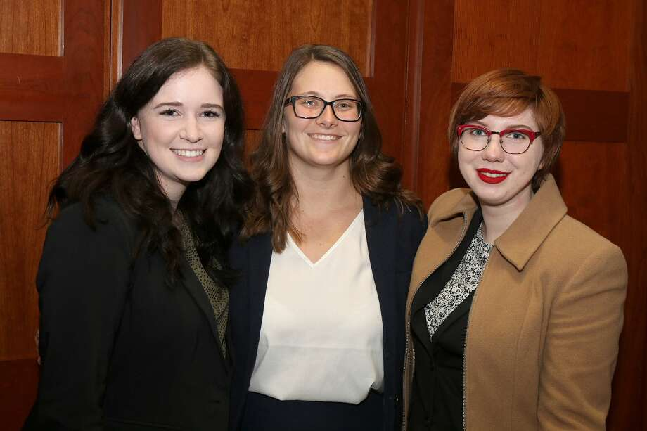 Were you Seen at The  Honorable Loretta A. Preska '70 Mock Trial Courtroom Ribbon Cutting and 2018  Jurist in Residence Program held at The College of St. Rose in Albany on  Thursday, Nov. 8, 2018? Photo: Joe Putrock/Special To The Times Union