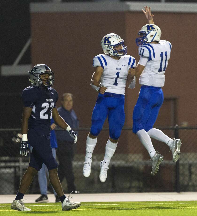 Chron's boys player of the week: Tyson Thompson, Klein ...