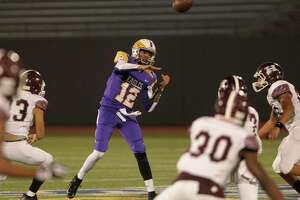 Brackenridge QB Julian Cameron threw 22 touchdown passes last season.