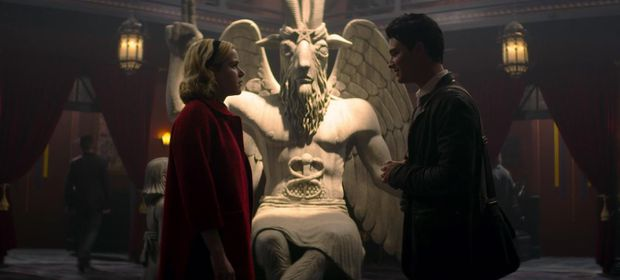 The Satanic Temple sues Netflix, Warner Brothers for $150
