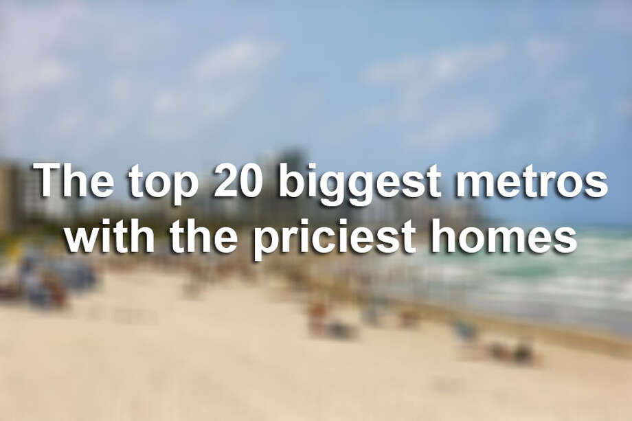 A new report from Smart Asset, a financial guidance website, ranked the Houston-Woodlands-Sugar Land metro area No. 5 in the country for affordable housing for average income earners. Click through the photos above to see how Texas cities ranked among the nation's top 25 biggest metros for affordable housing. Photo: FILE