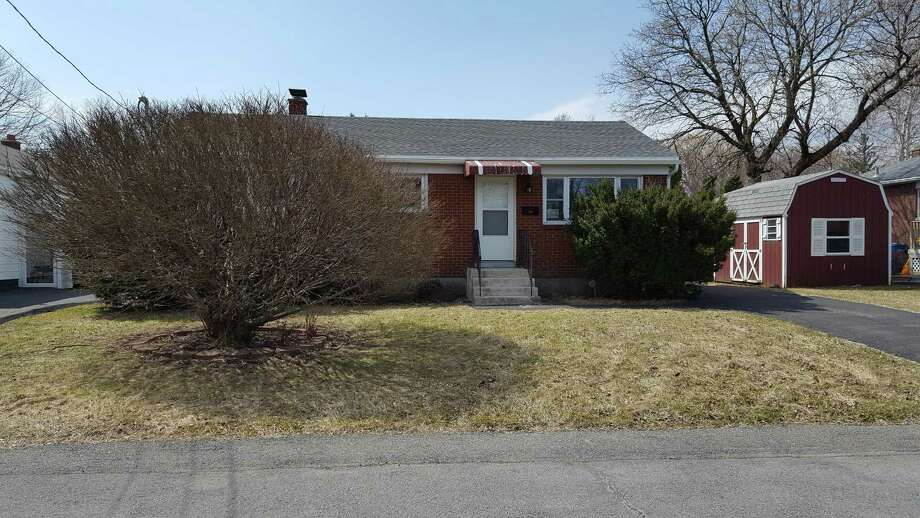 The Albany Community Land Trust bought 290 Mountain St., Albany, and renovated it. The house is on the market for $120,000 and comes with deed restrictions, so when the next owner sells it, the house must be re-sold to an eligible buyer as affordable housing. (Photo provided)