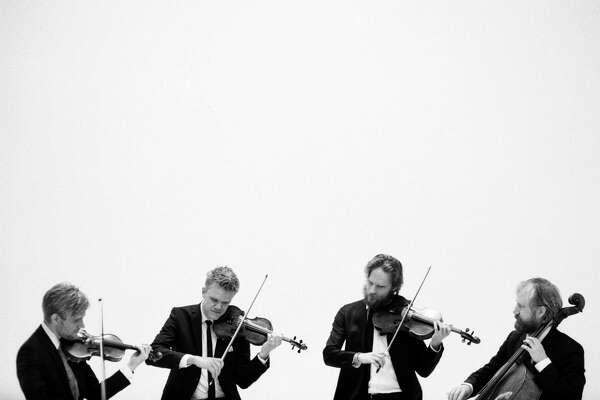 Danish String Quartet brings its ambitious sounds to the