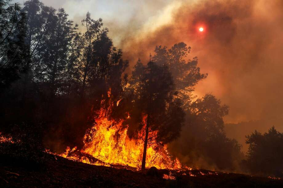California wildfire: Destructive Camp Fire grows to 70,000 acres