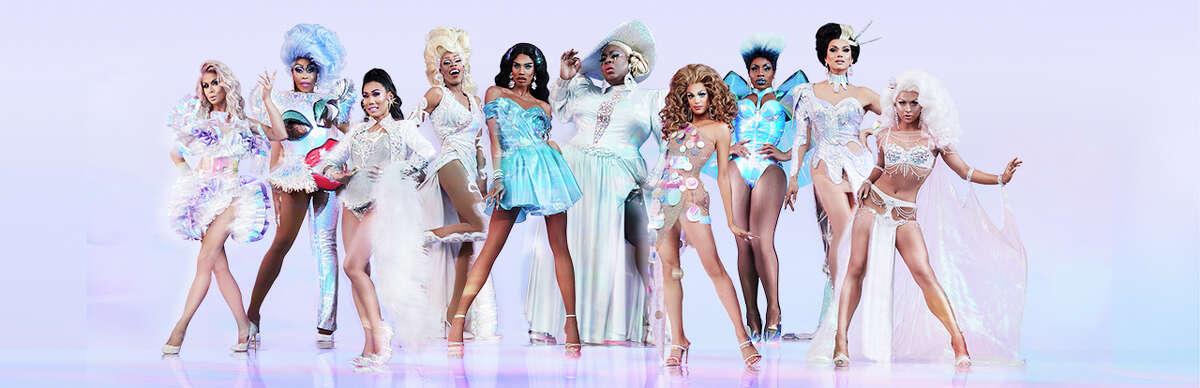 RuPaul's Drag Race All Stars Season 4 cast.